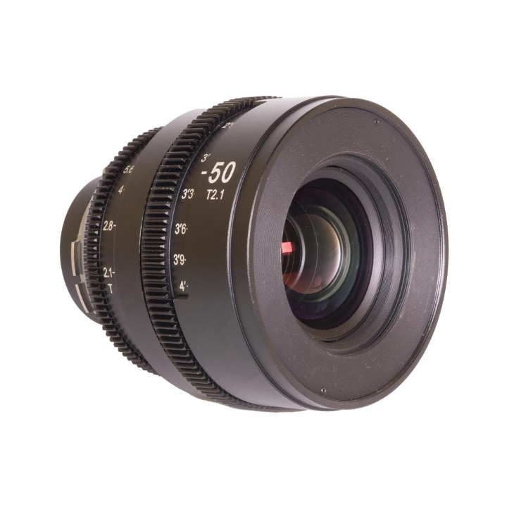 SLR Magic APO HyperPrime Cine 50mm T2.1 lens PL Mount