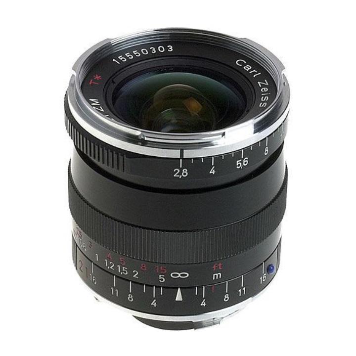 Zeiss Biogon 21mm f/2.8 ZM Black for Leica M-Mount