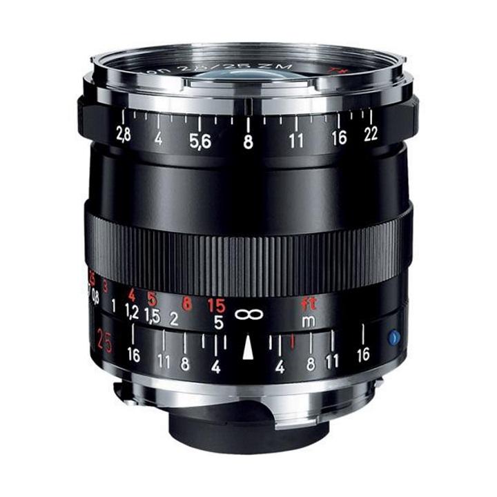 Zeiss Biogon 25mm f/2.8 ZM Black for Leica M-Mount