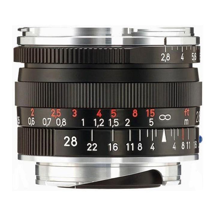 Zeiss Biogon 28mm f/2.8 ZM Black for Leica M-Mount