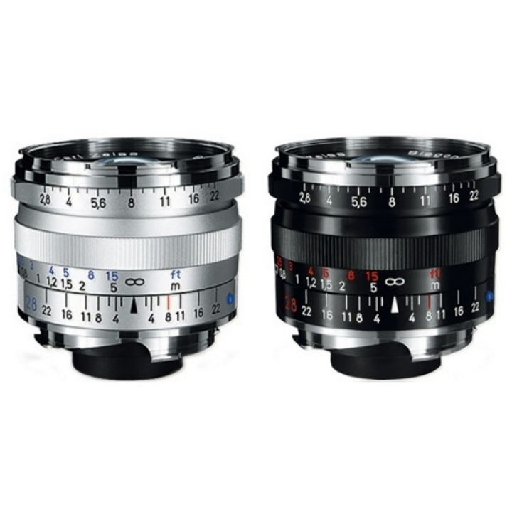 Zeiss Biogon 28mm f/2.8 ZM Lens for Leica M-Mount