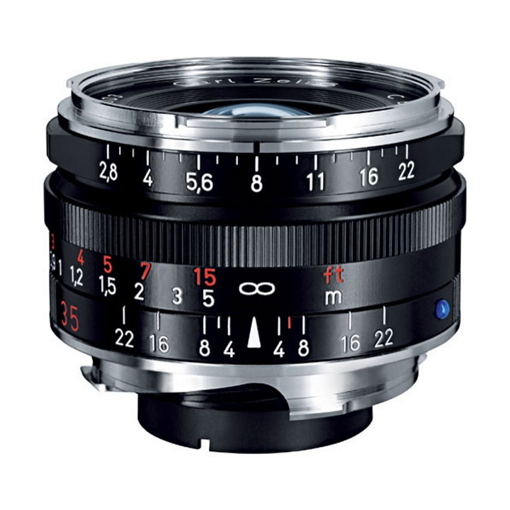 Zeiss C-Biogon 35mm f/2.8 ZM Black Lens for Leica M-Mount
