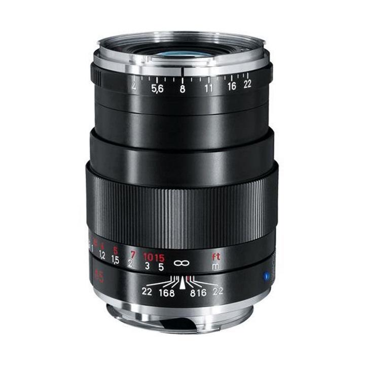 Zeiss Tele-Tessar 85mm f/4.0 ZM Black for Leica M-Mount