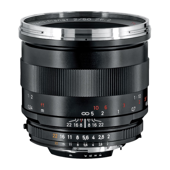 Zeiss Macro-Planar T* 50mm f/2.0 ZF-I for Nikon