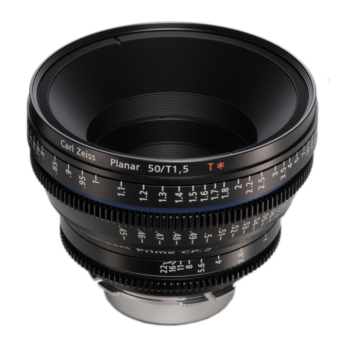 Zeiss Compact Prime CP.2 50mm/T1.5 E Feet