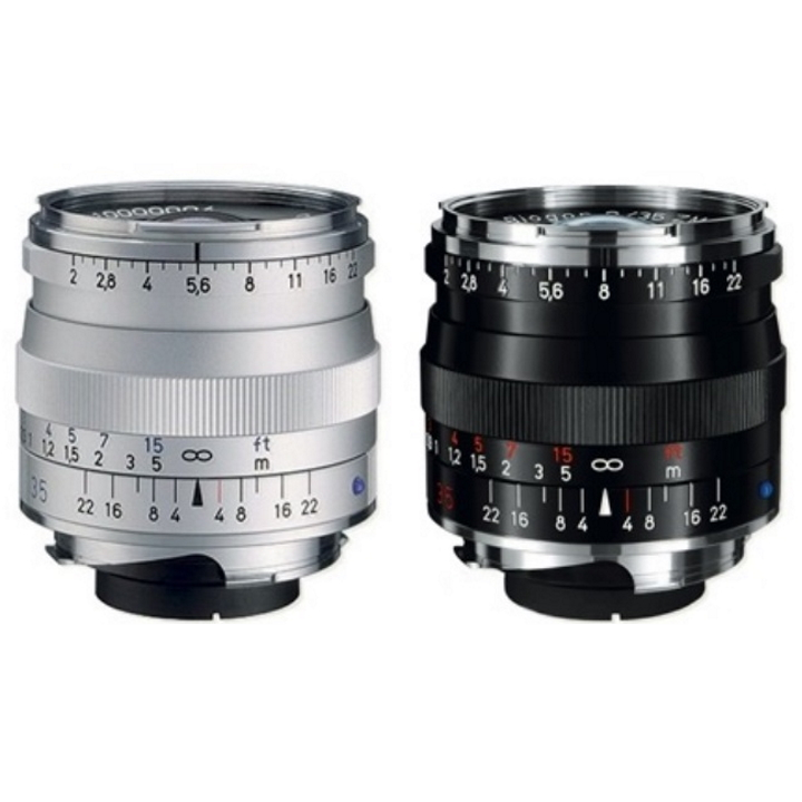 Zeiss Biogon 35mm f/2.0 ZM ZM Lens for Leica M-Mount