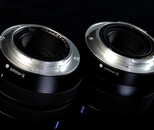 Zeiss Touit 50mm f/2.8 Lens Fully Compatible with Sony Alpha E-mount and FujiFilm X series