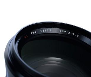 Zeiss Otus 85mm f/1.4 ZE Apochromat Features