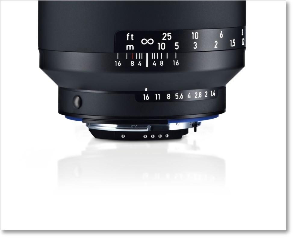 Zeiss Milvus 50mm f/1.4 ZF.2 for Nikon