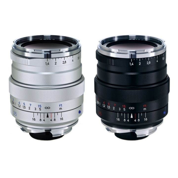 Zeiss Distagon T* 35mm f/1.4 ZM Lens for Leica M-Mount