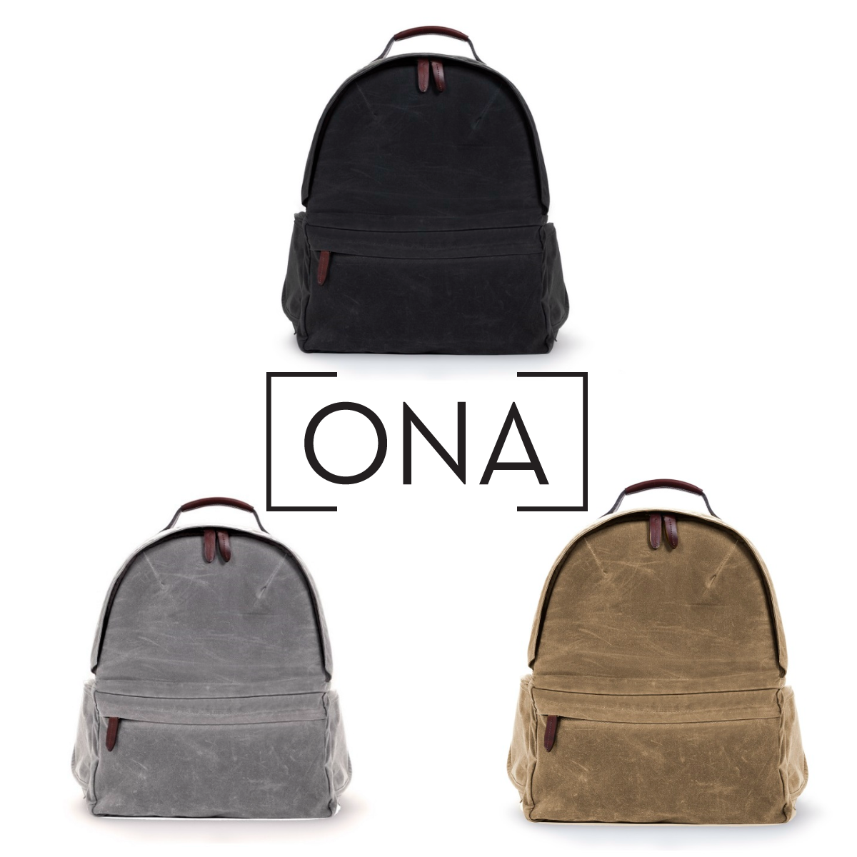 ONA Bolton Street Backpack