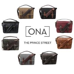 e262e10041 ONA Prince Street Messenger Bag
