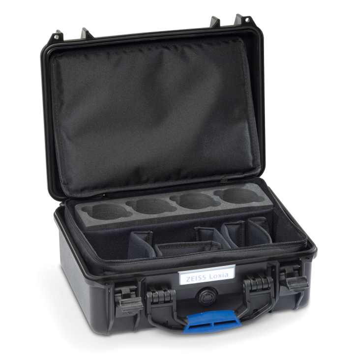 Zeiss Loxia Transport Case without Lenses