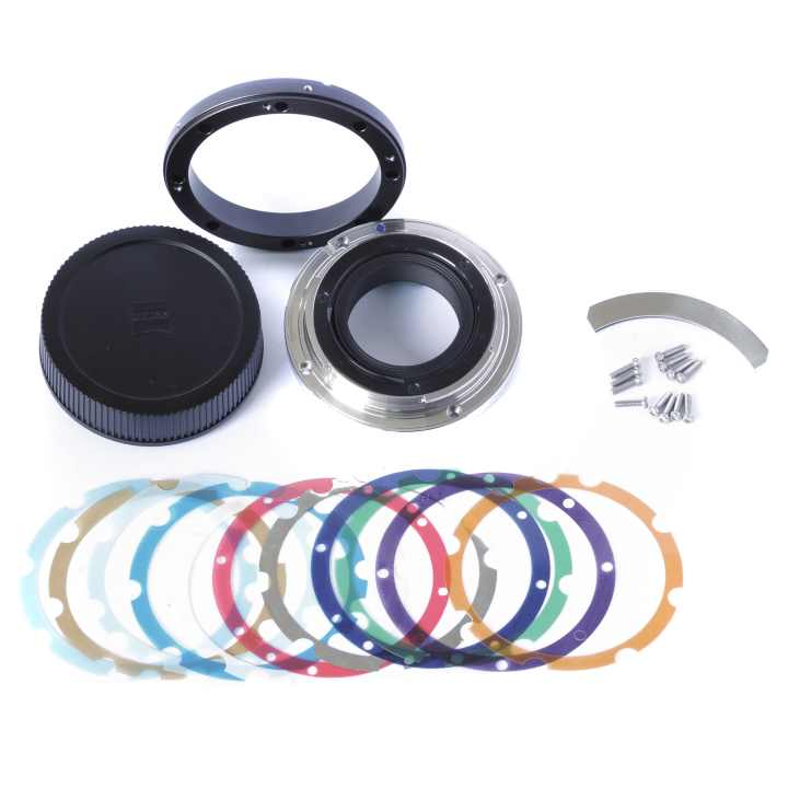 Zeiss Interchangeable Lens Mount for CP.3 MFT - T2.1/135