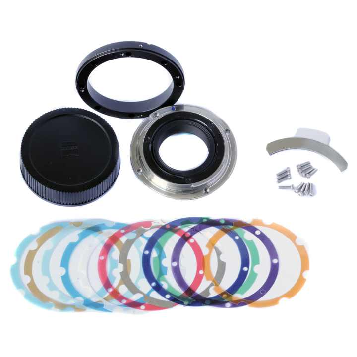 Zeiss Interchangeable Mount Set for Canon EF (CP.2 18mm T3.6 or 25mm T2.9)