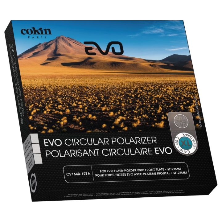 Cokin EVO C-PL Filter 127mm XL (X) For BXE01