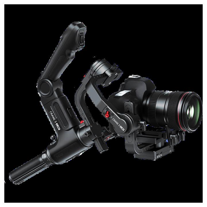 Zhiyun-Tech Crane 3 LAB Handheld Stabiliser for DSLR