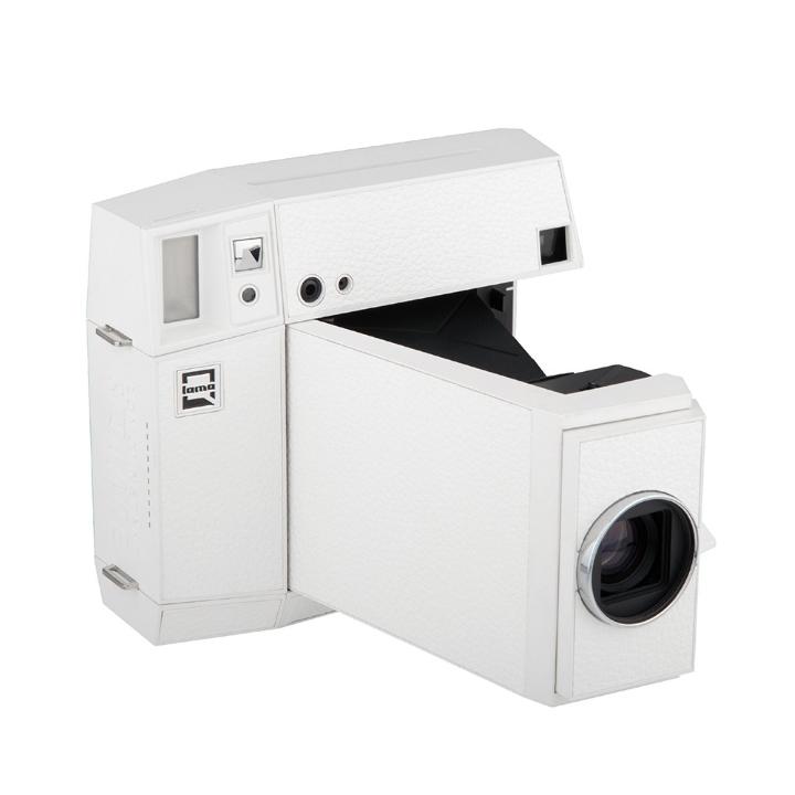 Lomo Instant Square single White
