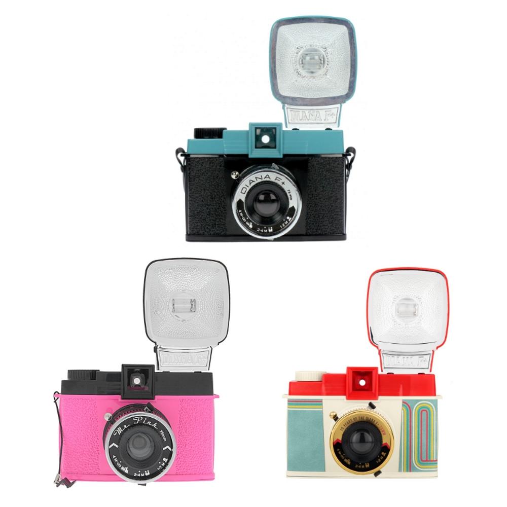 Lomography Diana F+ Medium Format Camera