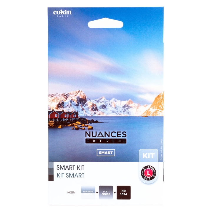 Cokin Nuances Ext Smart Kit L (Z) ND102, GND8 and R-GND4