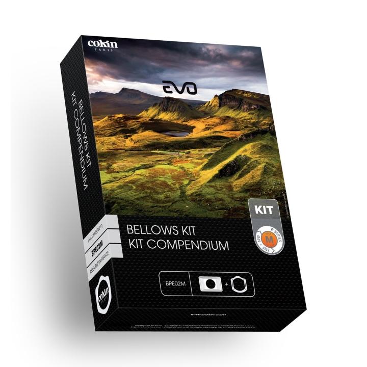 Cokin EVO Bellows M (P) size + BPE01 Kit