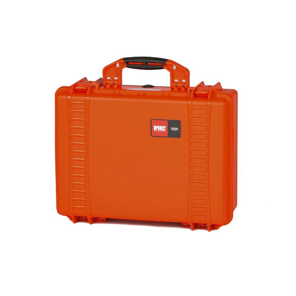 HPRC 2500 - Hard Case Empty (Orange)