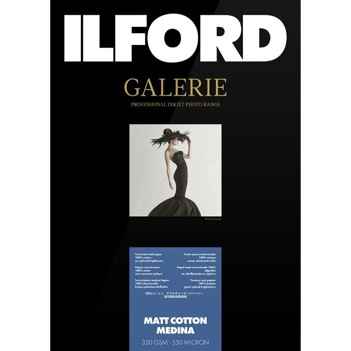 Ilford Galerie Matt Cotton Medina (320GSM)