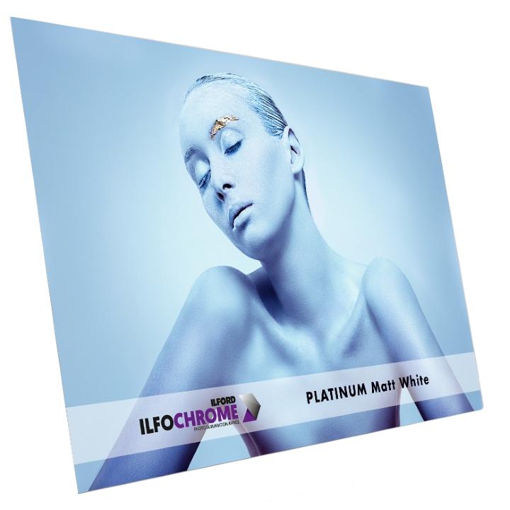 Ilford Ilfochrome Platinum Matte White 4x4