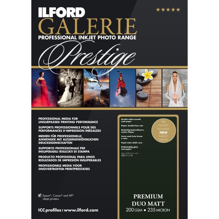 Ilford Galerie Premium Duo Matt (200GSM)