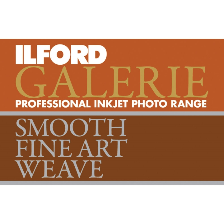 Ilford Galerie Smooth Fine Art Weave (210gsm) 24