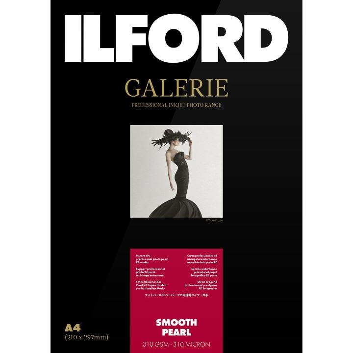 Ilford Galerie Smooth Pearl A4 25+5 Bonus Pack