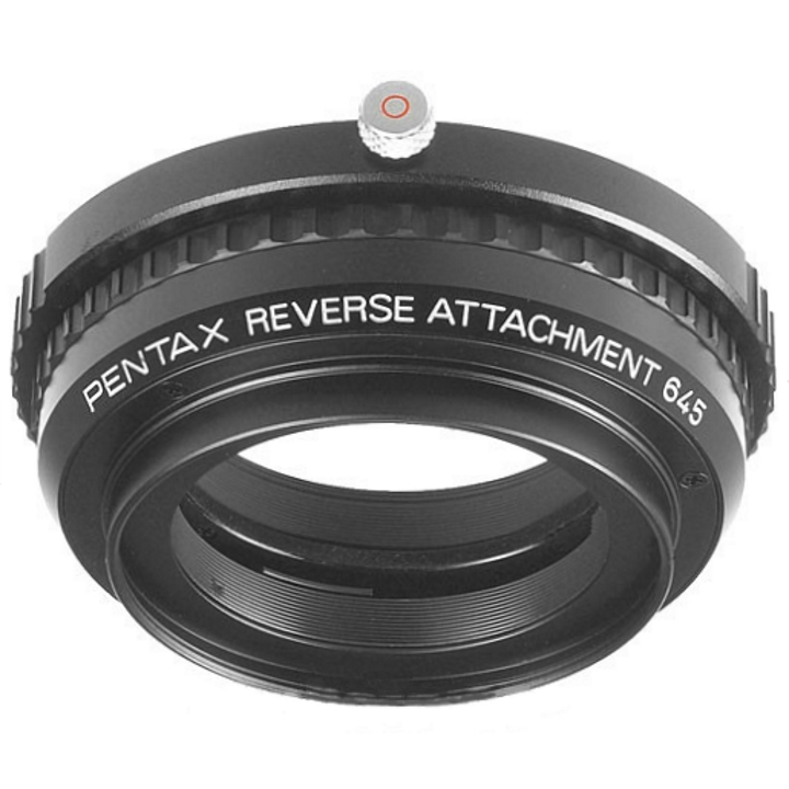 Pentax 645 Reverse Adapter Set