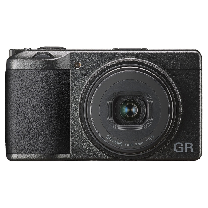 Ricoh GR III Digital Camera - Black