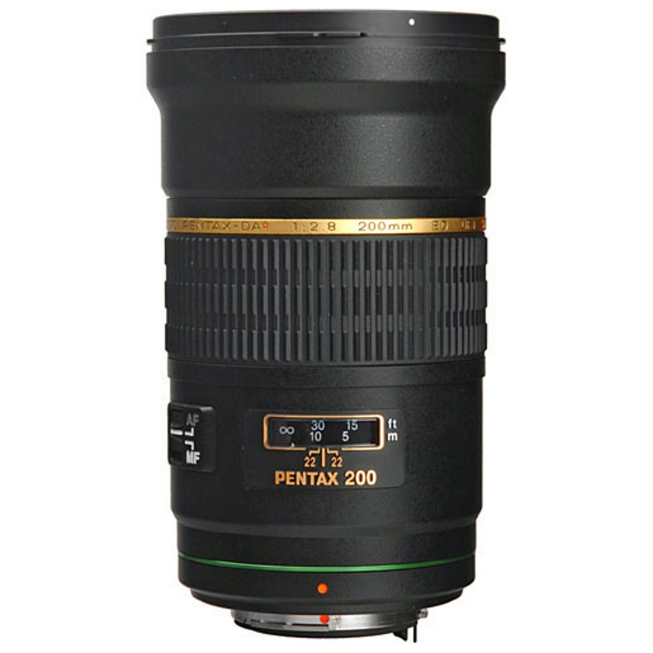 Pentax DA* 200mm f/2.8 EDIF SDM Lens
