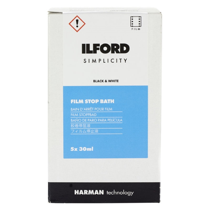 Ilford Simplicity Stop Bath (5-Pack)
