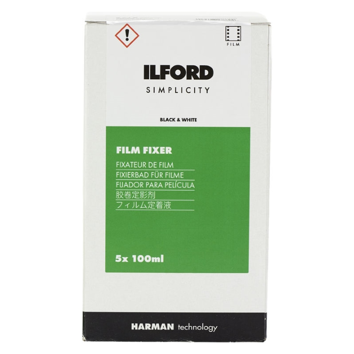 Ilford Simplicity Fixer (5-Pack)