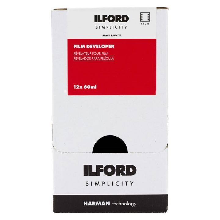 Ilford Simplicity Film Developer (12-Pack) - Dealer Pack