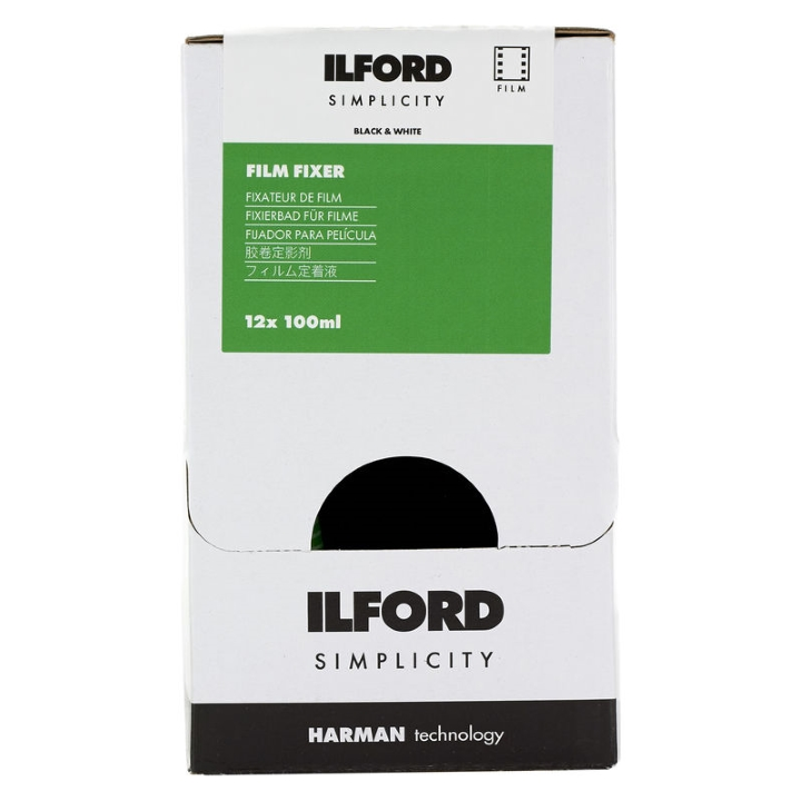 Ilford Simplicity Fixer (12-Pack) - Dealer Pack