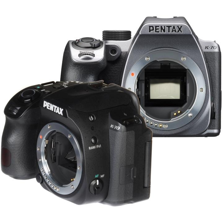 Pentax K-70 DSLR Camera (Body Only)