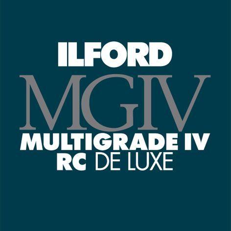 Ilford Multigrade IV RC Deluxe 44M Pearl - Rolls