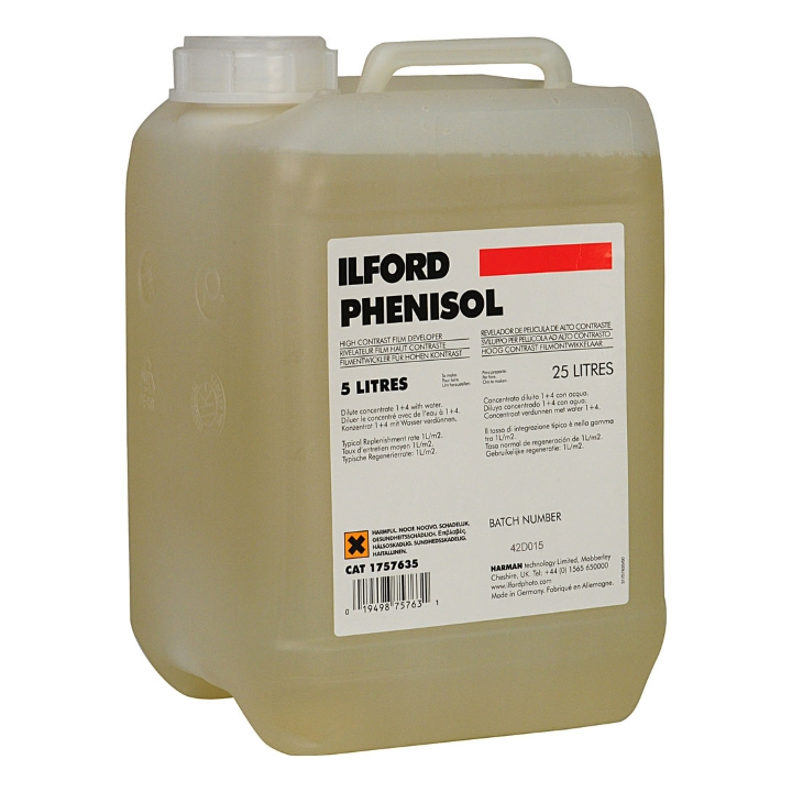 Ilford Phenisol 5L