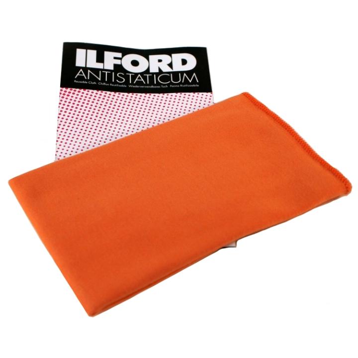 Ilford Antistatic Cloth Orange