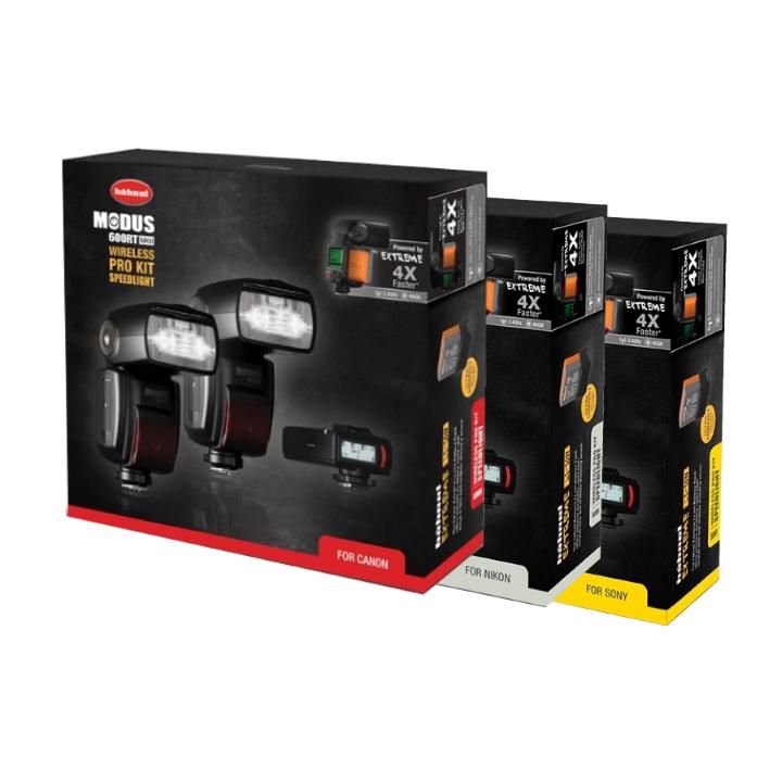 Hahnel Modus 600RT MKII Pro Speedlight Kit
