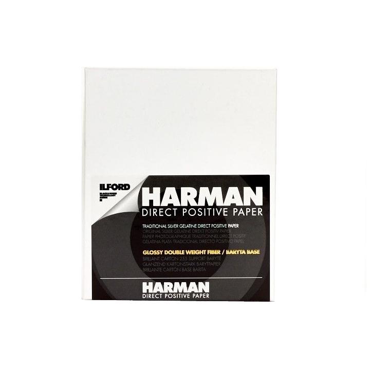 Ilford Harman Direct Positive FB 8x10