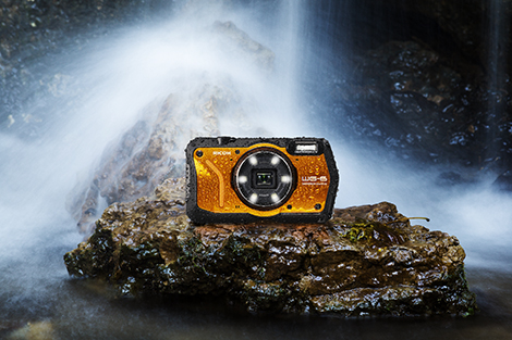 Ricoh WG 6 Compact camera Durability showcase