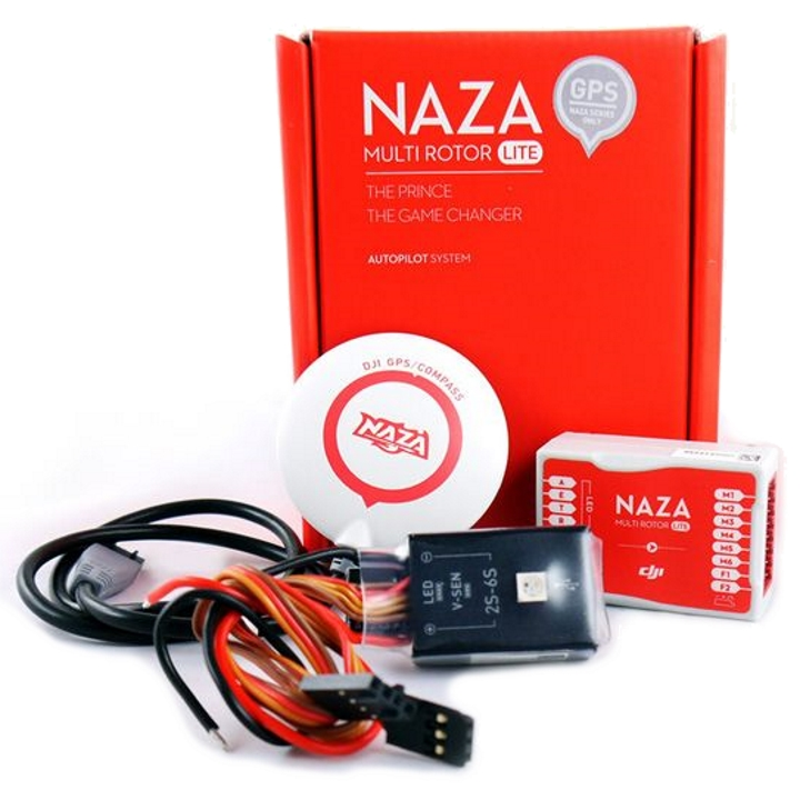 DJI Naza-M Lite & GPS Combo