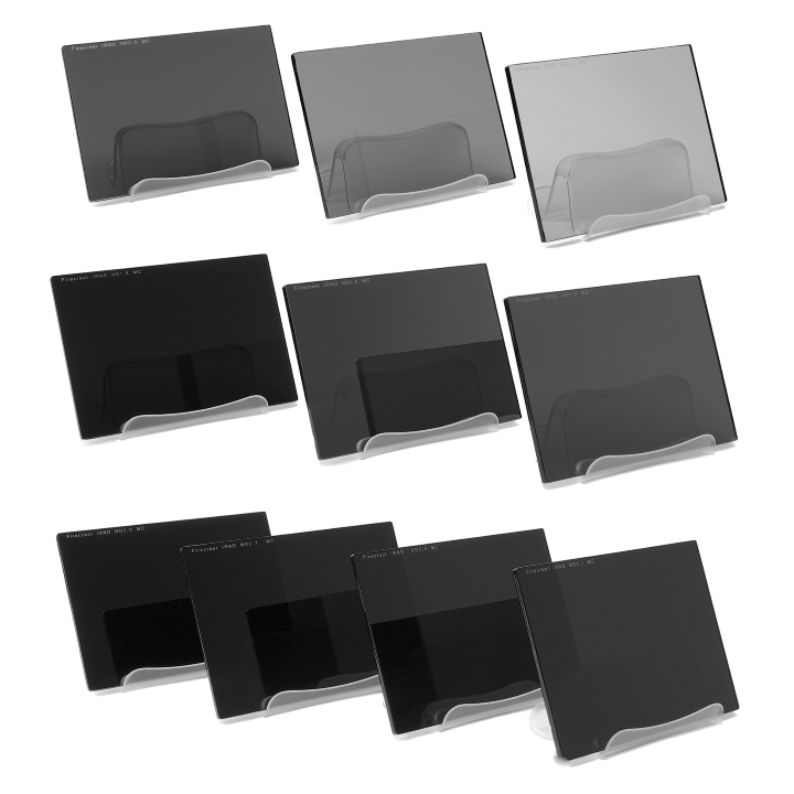Formatt-Hitech Firecrest Ultra 4 x 5.65 ND Filter Kits