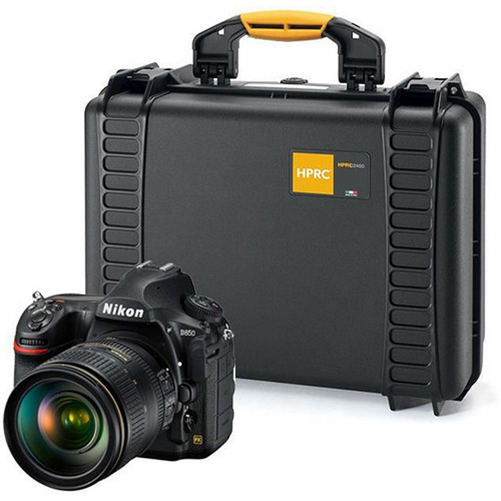 HPRC 2460 for Nikon D850 Filmmaker's Kit - Black