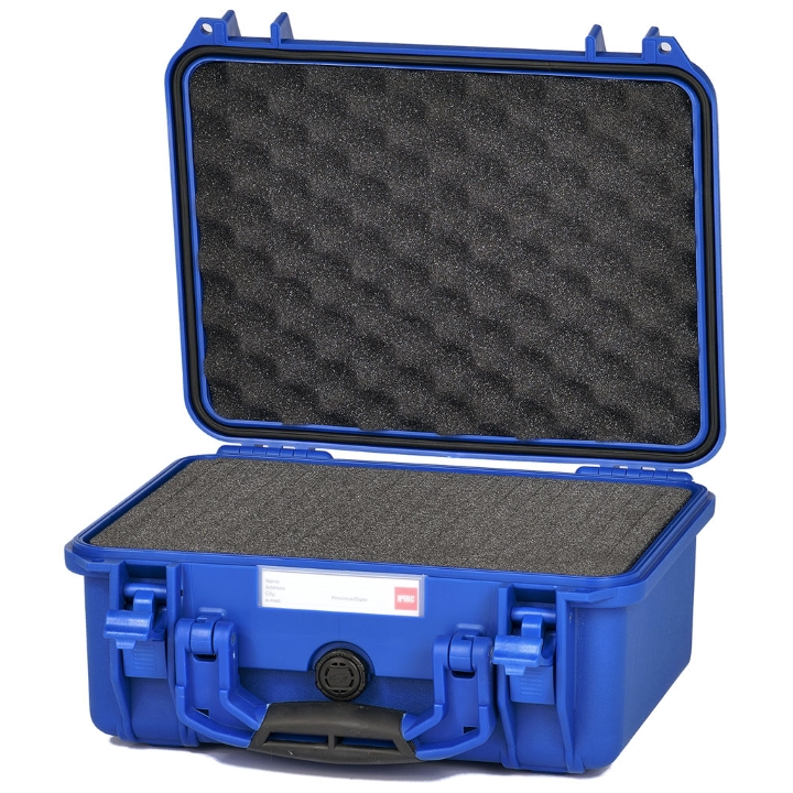 HPRC 2300 - Hard Case with Cubed Foam (Blue)