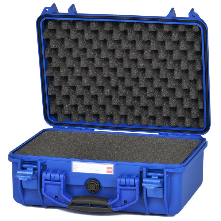 HPRC 2400 - Hard Case with Cubed Foam (Blue)